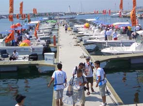 Qingdao International Olympic Games Sailing Center