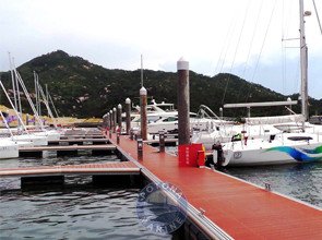 Financial Street International Yacht Club in Huizhou
